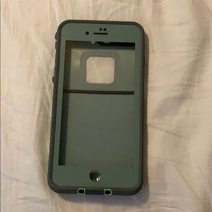 iPhone 7/8 plus life proof case!